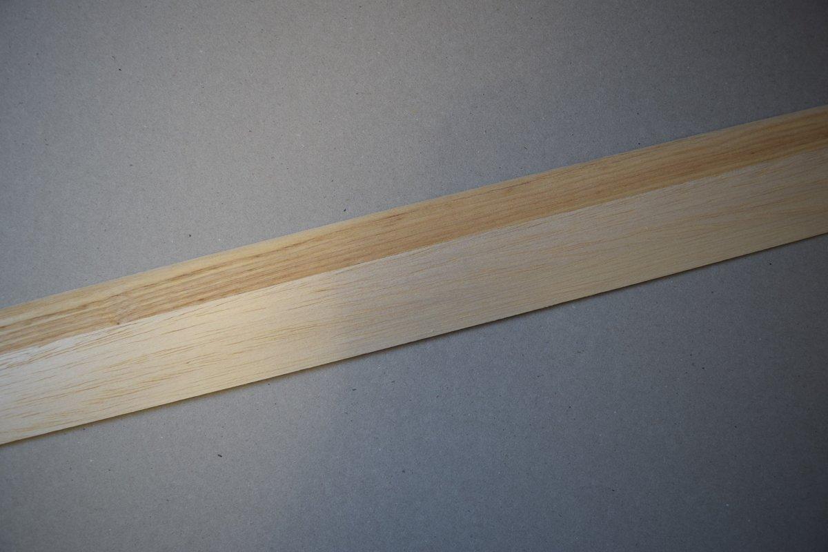 Autogyro rotor blade sheets (SG6042), 65 x 900 mm - Autogyro rotor